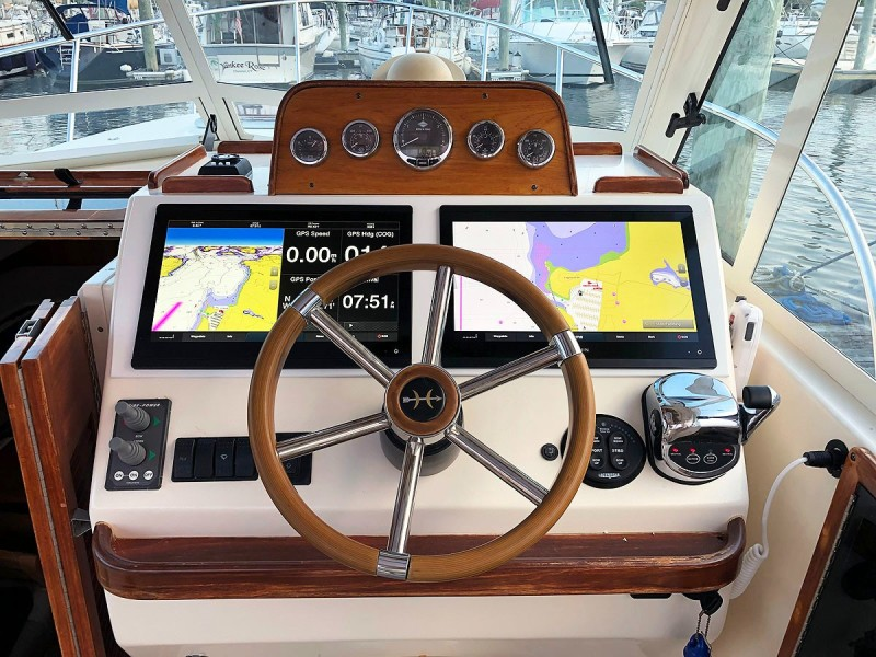 Helm Console