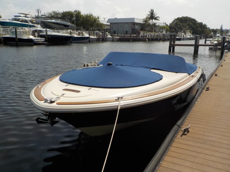 Chris-Craft - Drop Coin Here Too - Bow