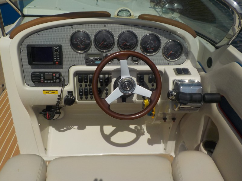 Chris-Craft - Drop Coin Here Too - Helm