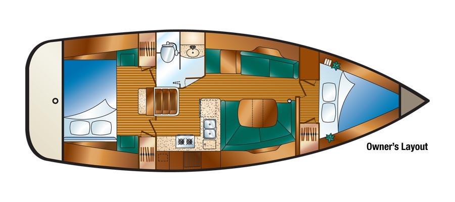 38' Marlow-Hunter layout