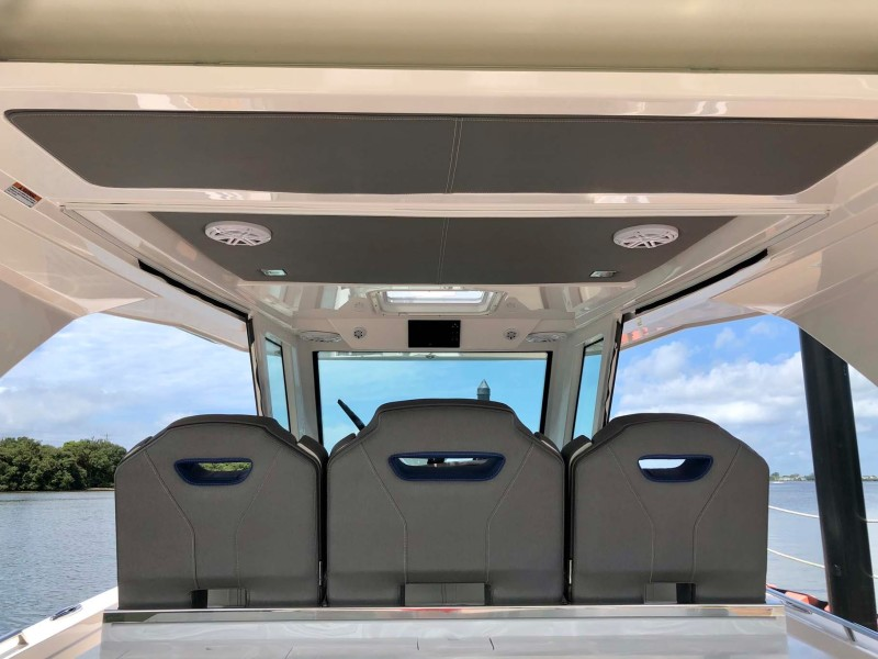 Helm Seats and Hard Top