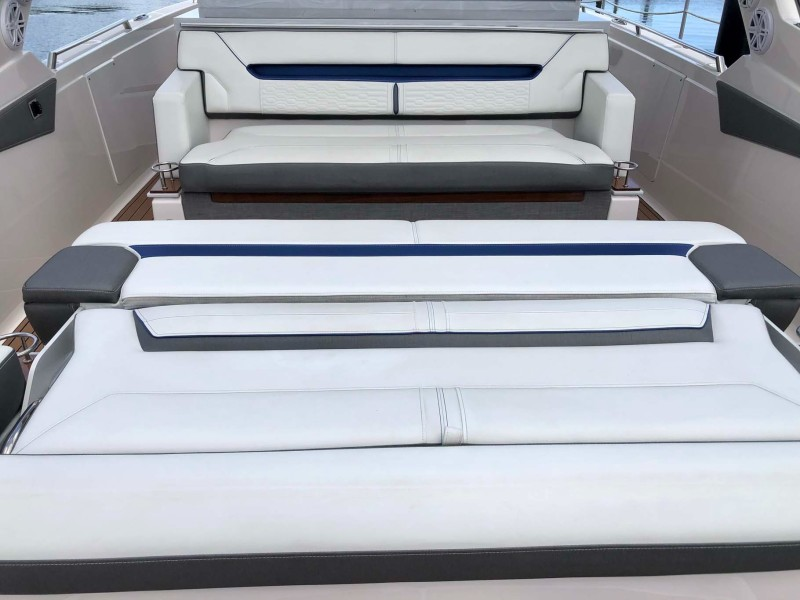 Stern Seating Options