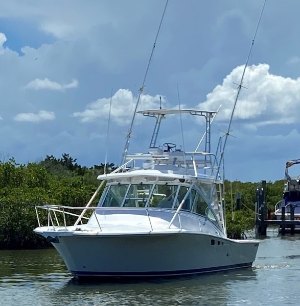 Luhrs 32 - Second Star To The Right - Exterior Profile