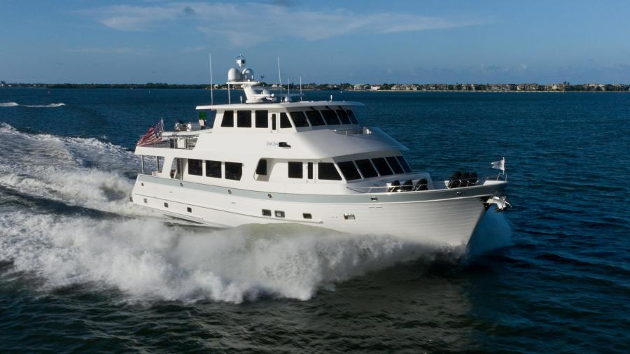 Photo of 86' Outer Reef Yachts 860 DBMY- Sky Lounge 2018