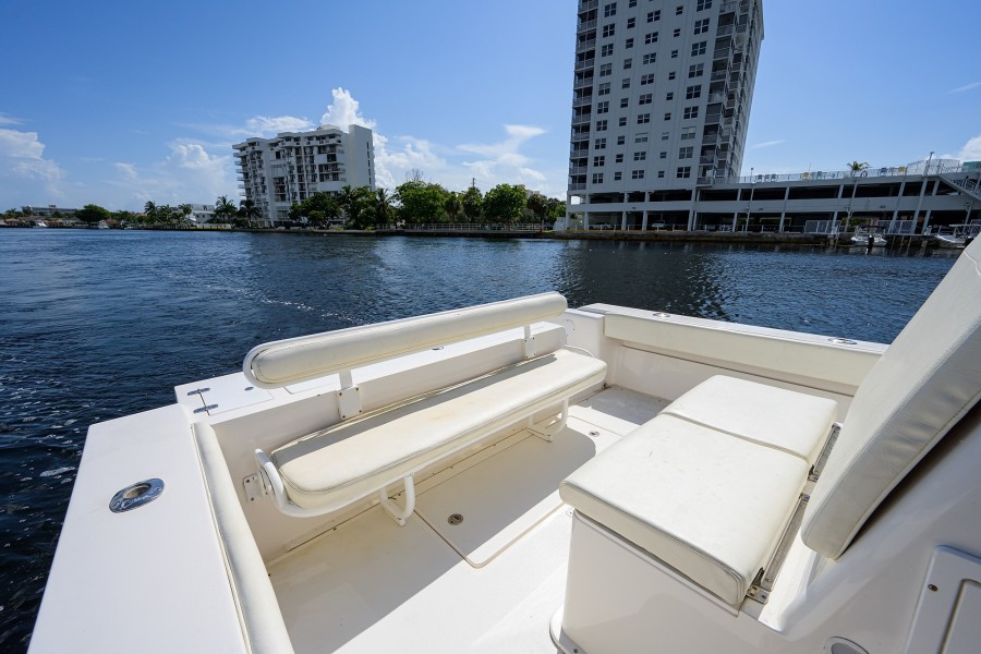 Strike 35 - Swell - Aft Seating
