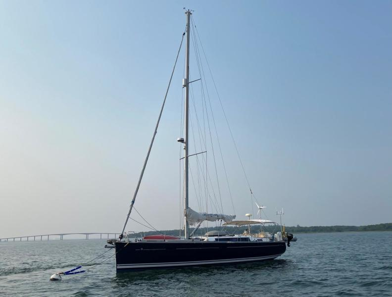 Photo of 48' Dufour 485 2008