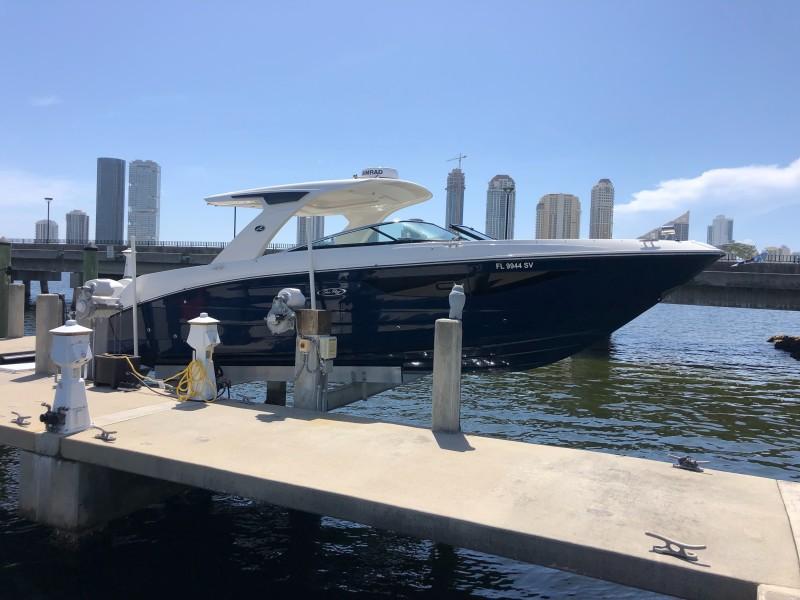35 ft Sea Ray 2021 SLX 350 OB