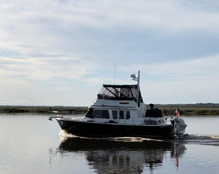 36' Sabreline port profile