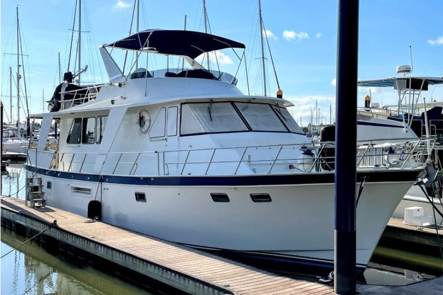 Photo of 53' DeFever 53 Motor Yacht 1986