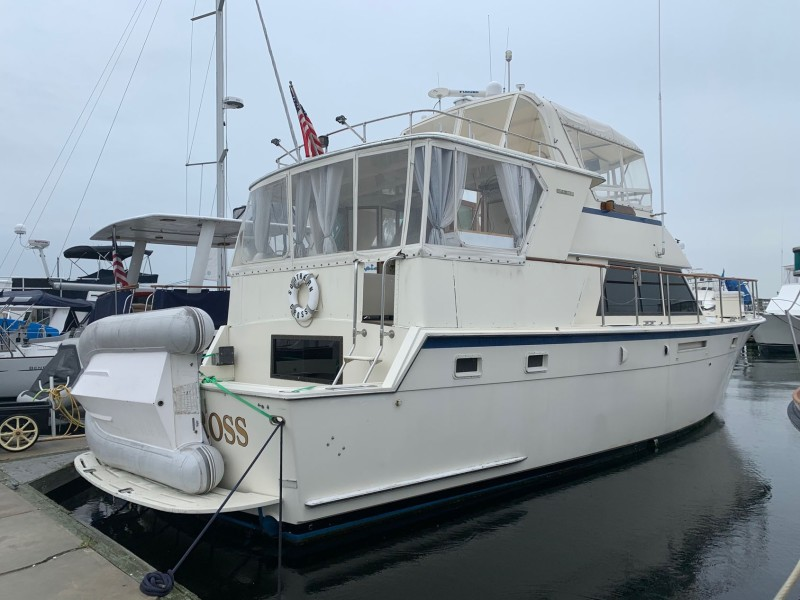 Aft View Stbd Side