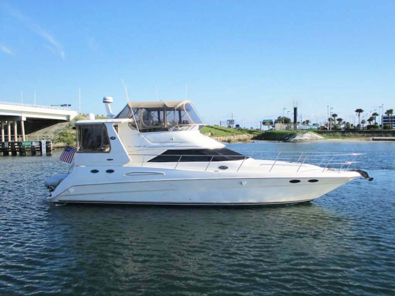 photo of 42' Sea Ray 420 Aft Cabin Motor Yacht 2002
