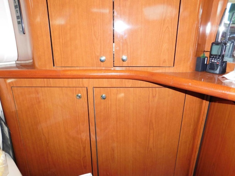 Salon Cabinetry