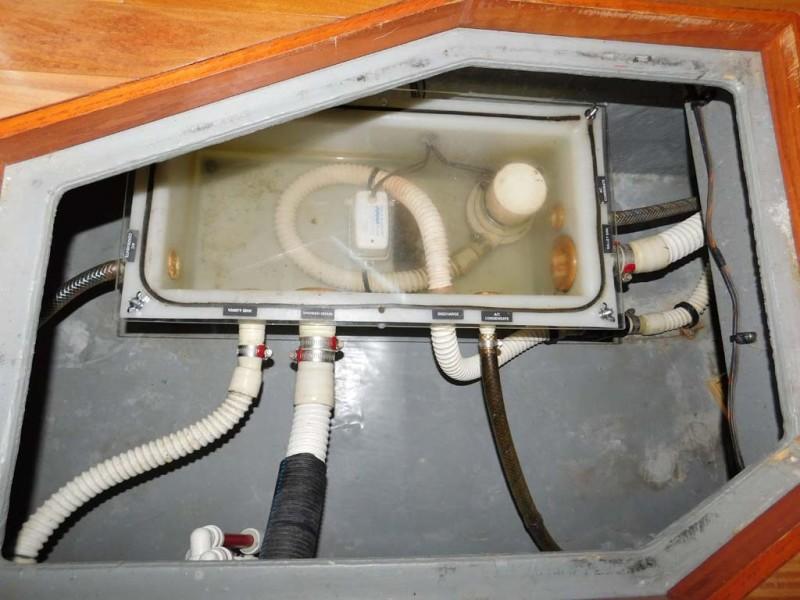 Bilge Shower Pump