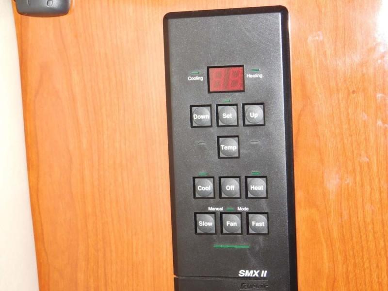 Cruiseair AC Controls