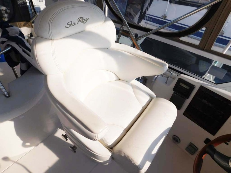 Captains Helm Chair