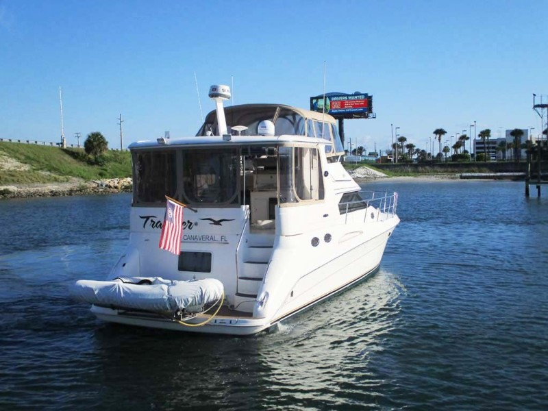 Starboard Transom