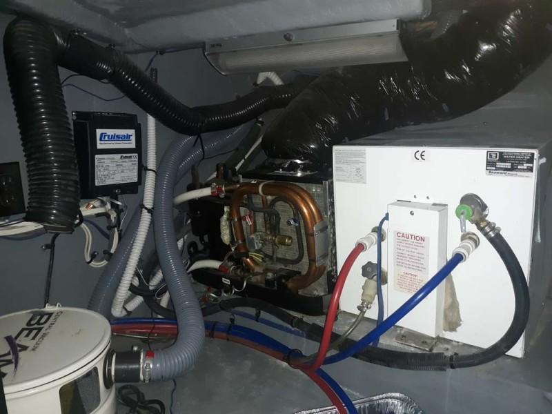 Cruiseair and Hot Water Heater
