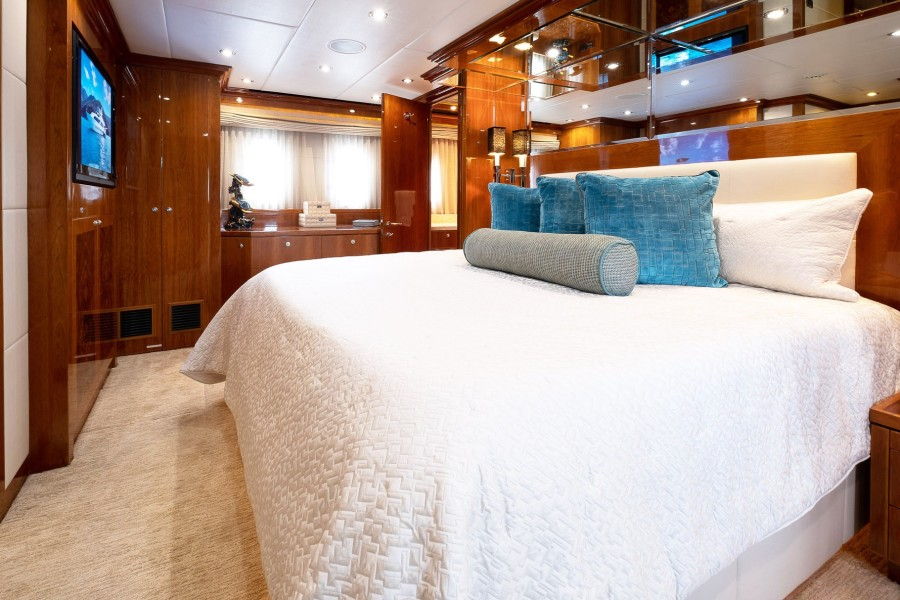 Lower Deck Master/VIP Stateroom