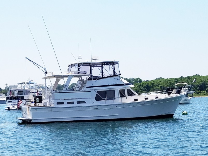 photo of 48' Offshore Yachts 48 Yachtfisher 1990