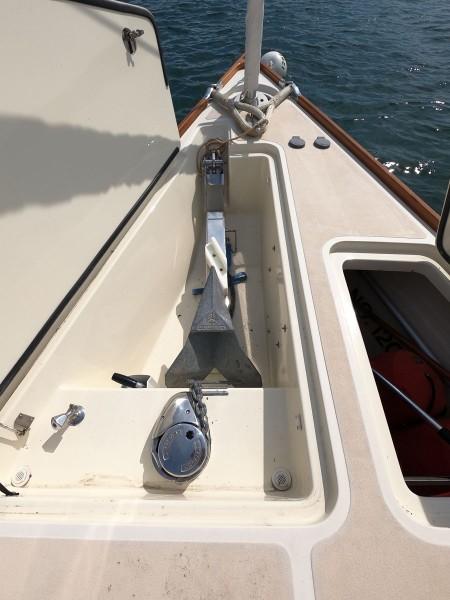 Retractable Anchor