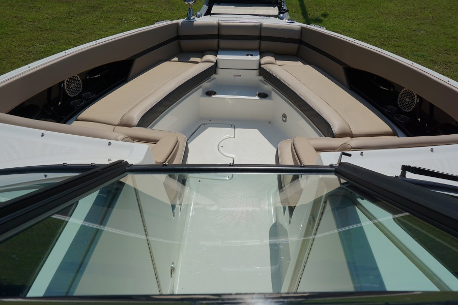 2017 35 Sea Ray 350 SLX The Angelique View Of The Bow
