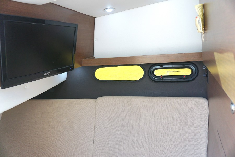 2017 35 Sea Ray 350 SLX The Angelique Cabin
