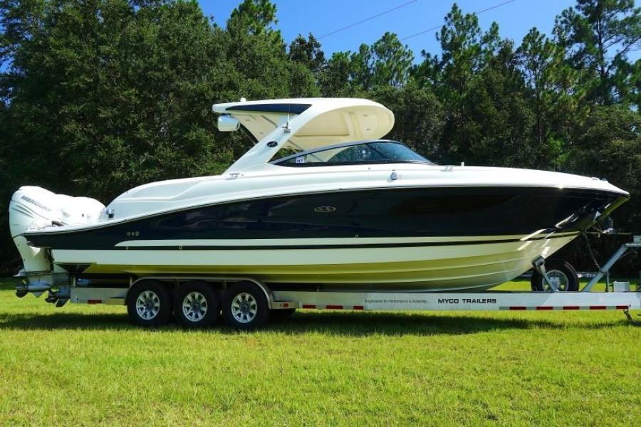 2017 35 Sea Ray 350 SLX The Angelique Profile
