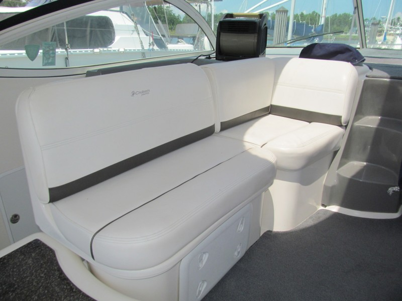 Helm Guest Seating