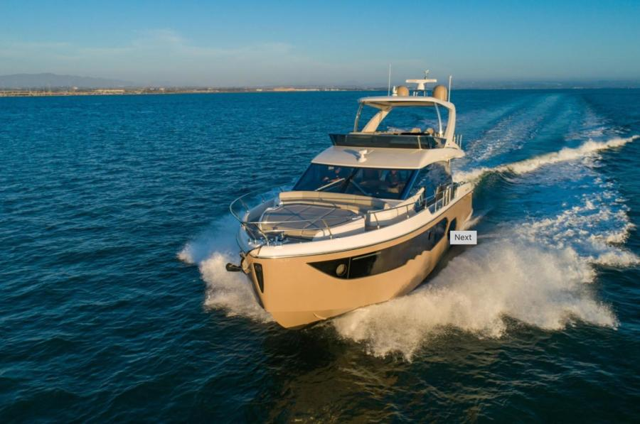 Photo of 58' Absolute 58 Fly 2019
