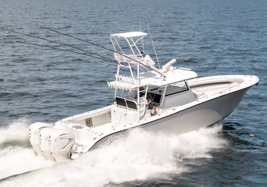 Photo of 42' Yellowfin 42 Center Console 2017