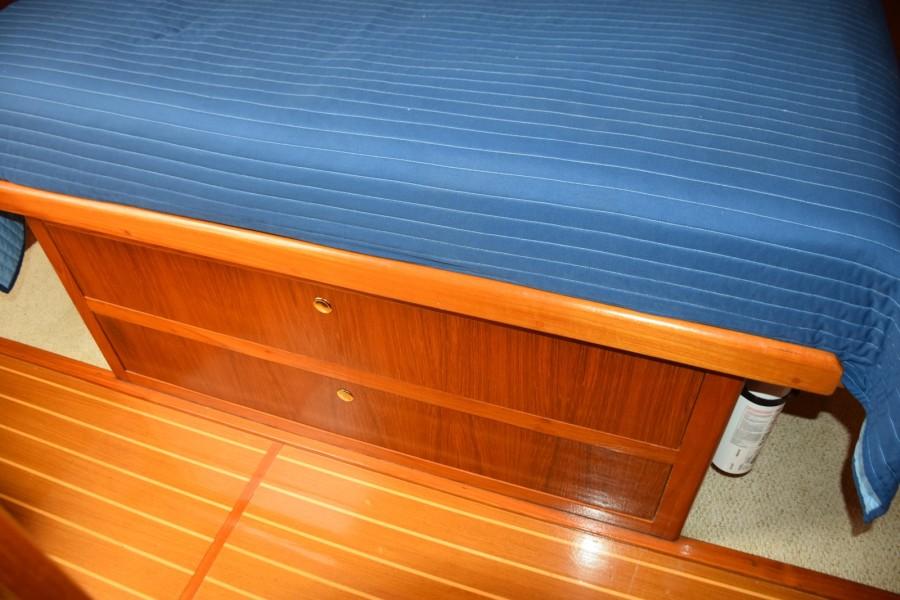 Drawer Storage Beneath Bed