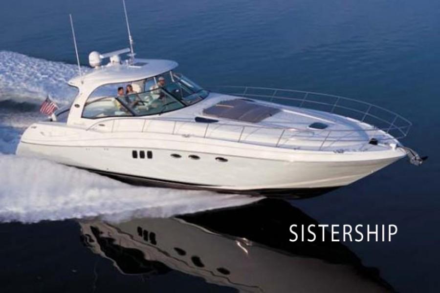 2007 52 Sea Ray Sundancer - Chillin Like Magellin - Sistership Profile
