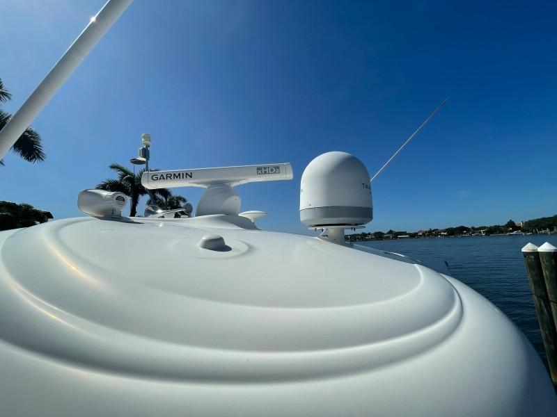 2007 52 Sea Ray Sundancer - Chillin Like Magellin - Radar