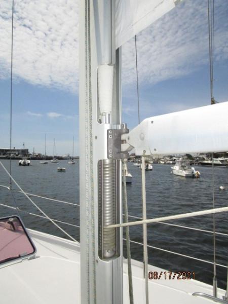 34' Catalina mainsail in-mast furling