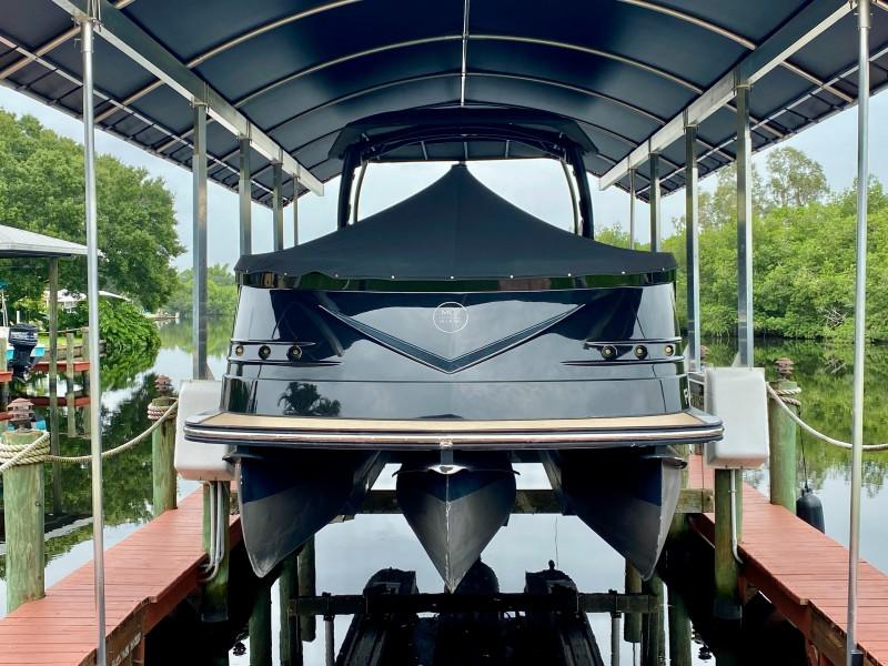2016 Harris FloteBote V270 - Liquid Limo