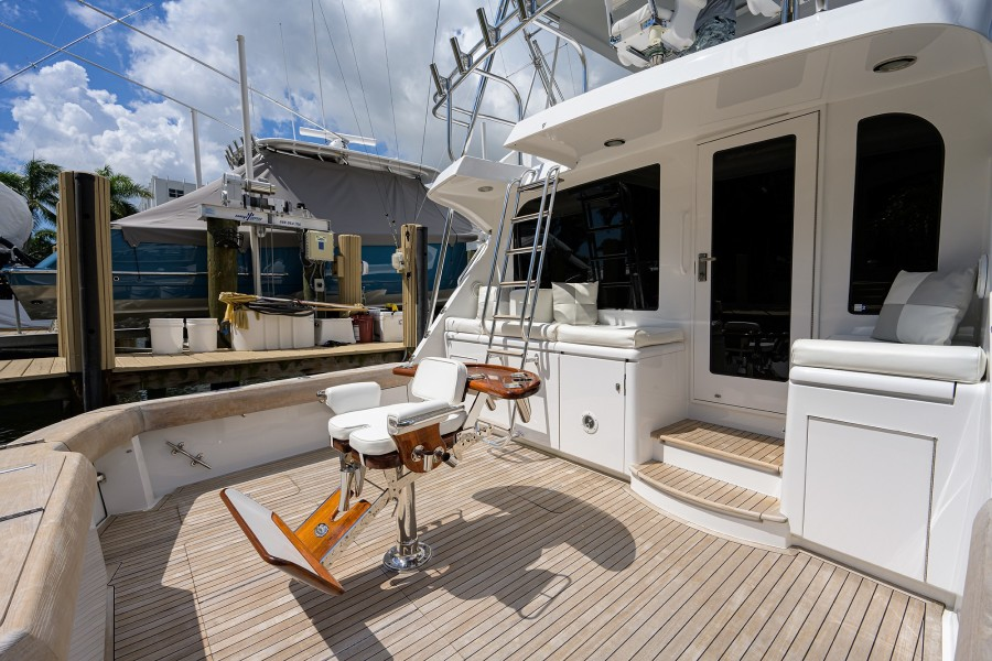 CHIEF yacht for sale
