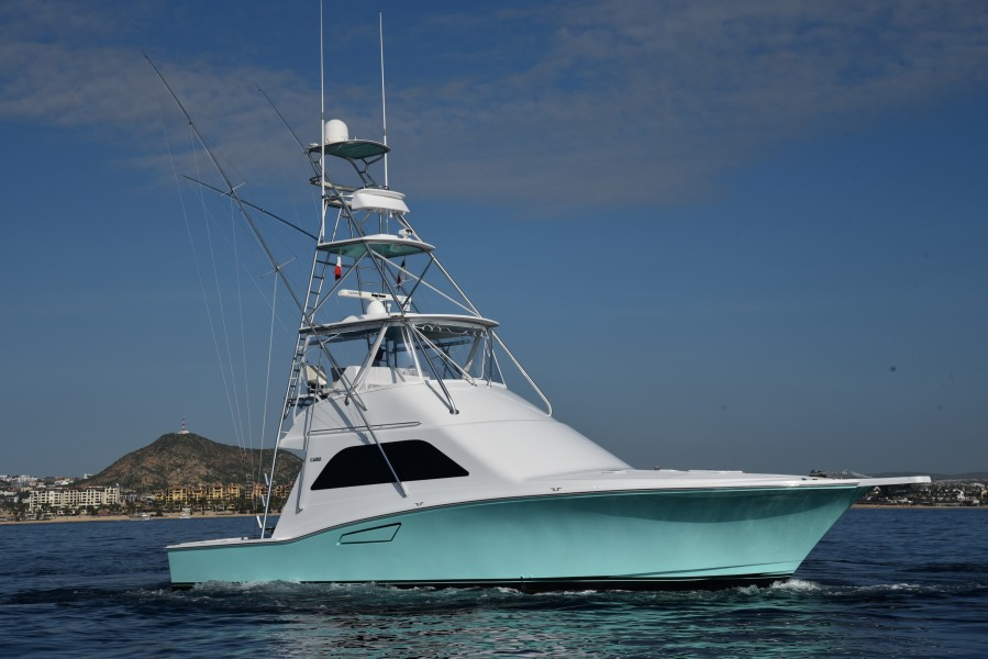 Photo of 48' Cabo 48 Convertible 2004