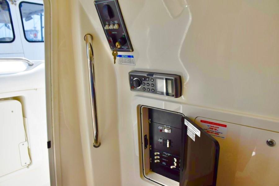 Electrical panel (110v AC)