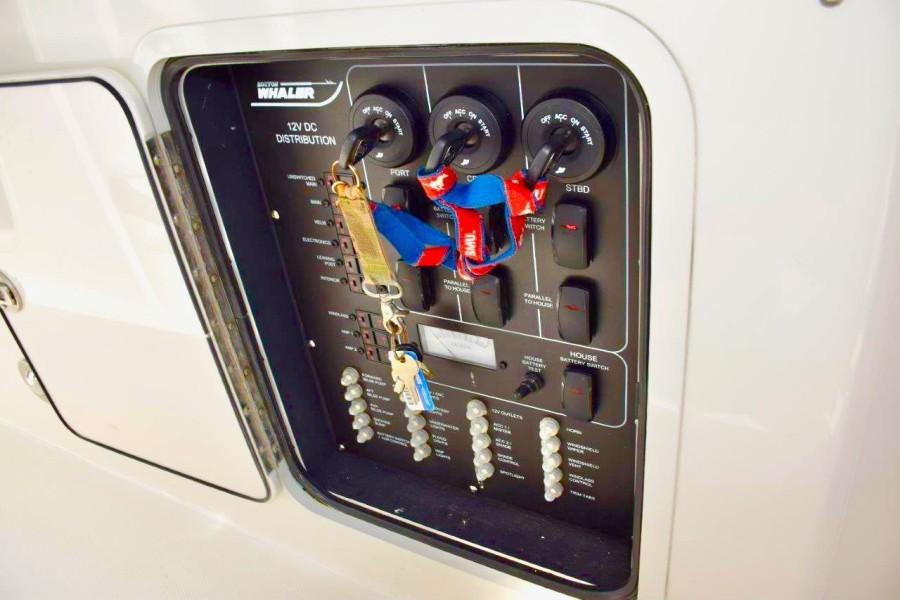 Battery panel (12v DC)