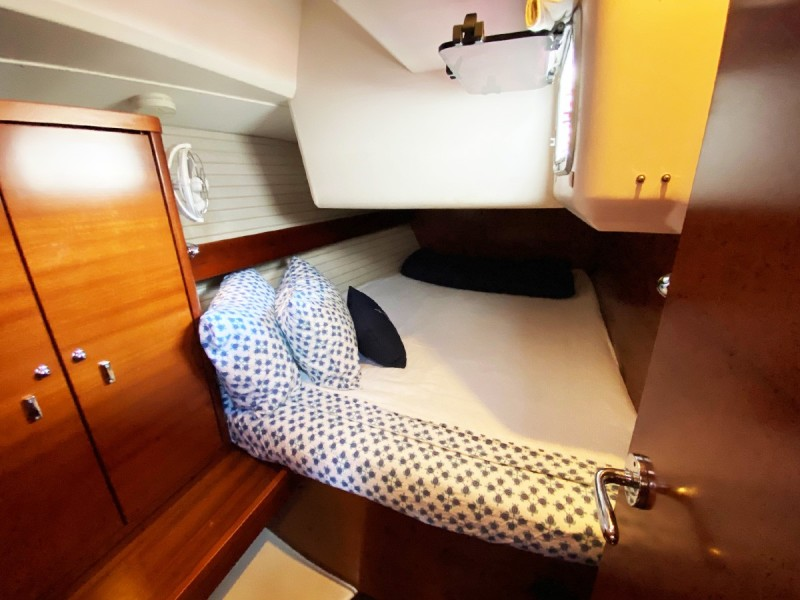 Stb Quarter Cabin Looking Aft