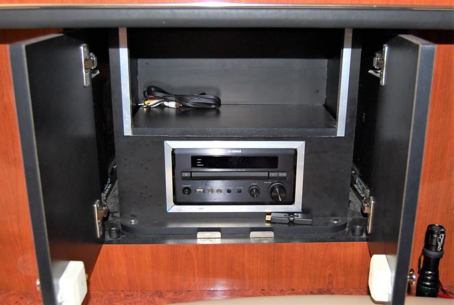 Salon DVD Player