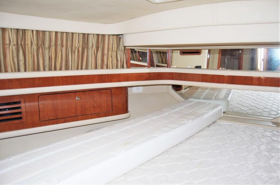 Master Stateroom Berth