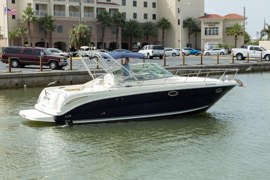 2007 29 Sea Ray Amberjack - Serenity Now - Profile
