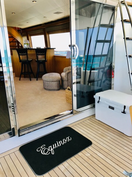 EQUINOX yacht for sale