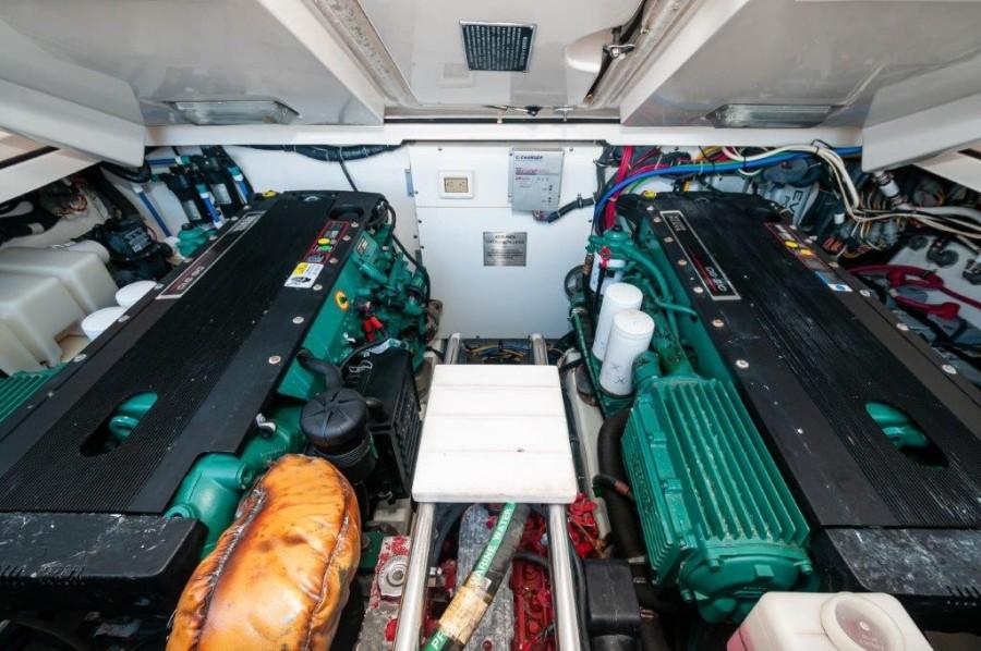2005 Tiara 32 Open-Diana-Engines