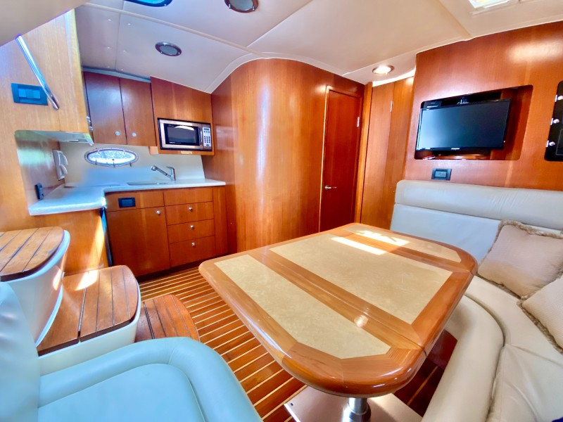 2004 Tiara Yachts 3800 Open - Ryan's Glory - Dinette/Galley
