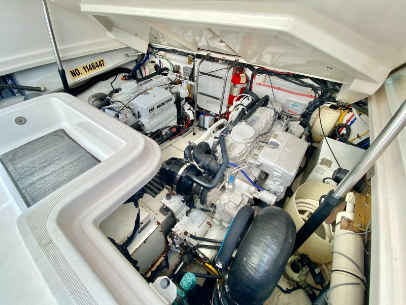 2004 Tiara Yachts 3800 Open - Ryan's Glory - Engine Room