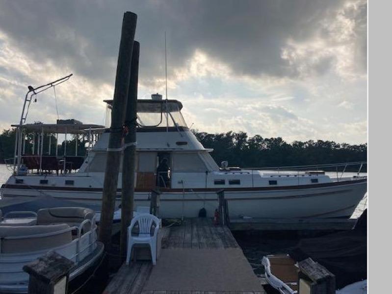 Photo of 53' Gulfstar Mark II Trawler 1976