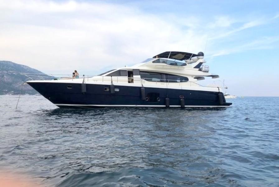 photo of 63' Ferretti Yachts 630 2008