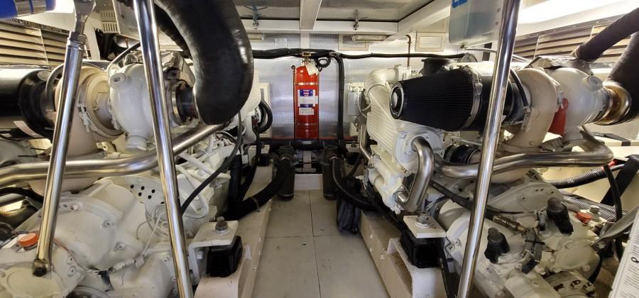 Engine Room View